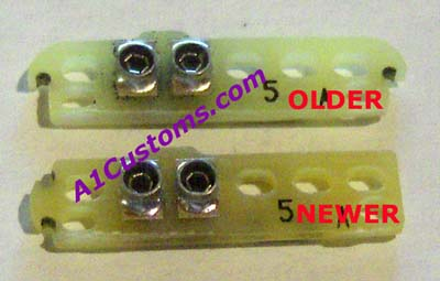 Fuel Calibration Resistors for Stanadyne PMD/FSD GM 6.5 Diesel and GM 6.5 Turbo Diesels